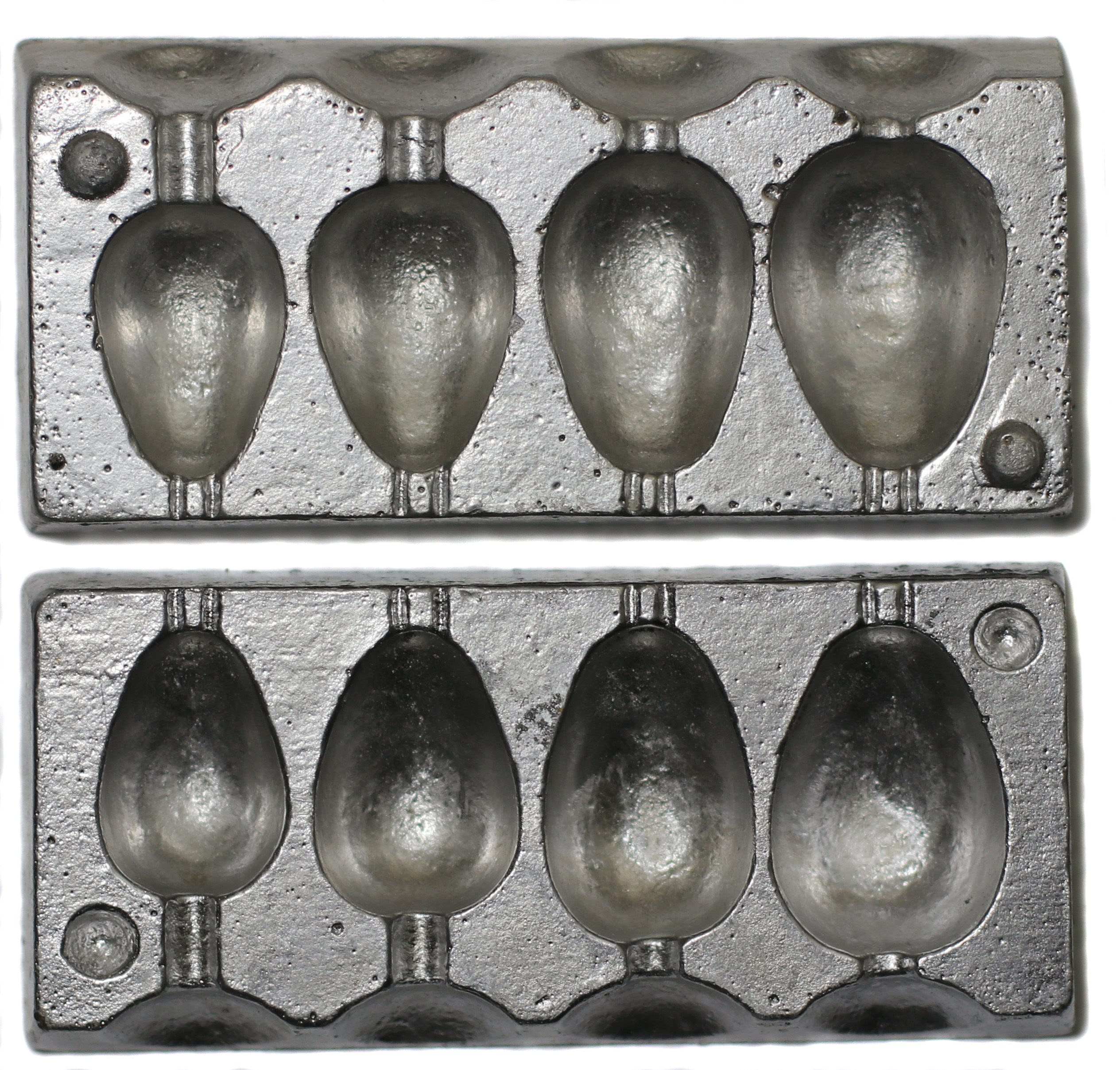weight mould 4 in 1 3oz distance mould
