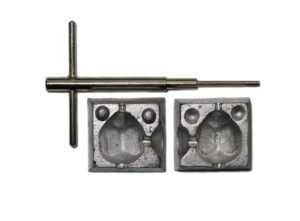 Inline Square Lead Mould-0