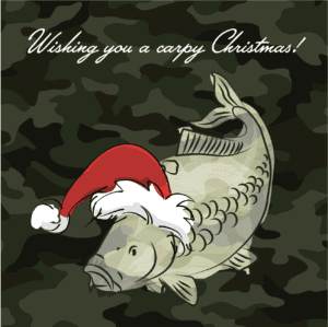 Christmas Card - Carpy Christmas-0